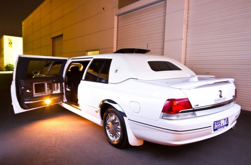limo hire brisbane prices
