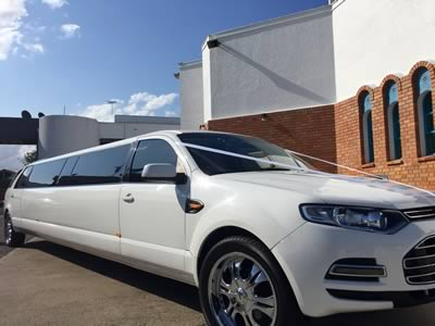 Ford Territory Limo Hire Brisbane